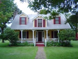 w Star Hill Farm Main House